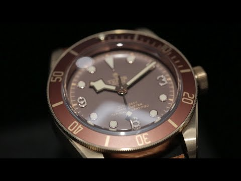 Tudor Watch Collection - Baselworld