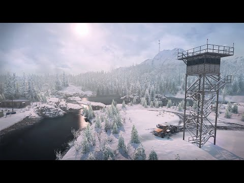 SnowRunner – Overview Trailer
