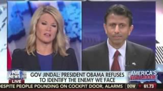 Jindal: Obama Has