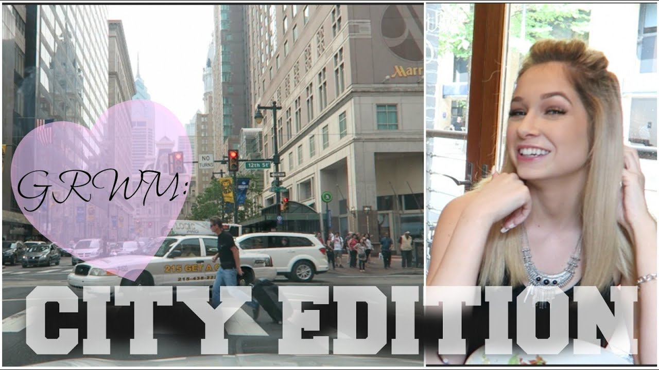 Get Ready With Me: Day in the City // COLLAB W/ DANIELLE MARIE | Tori Sterling ♡