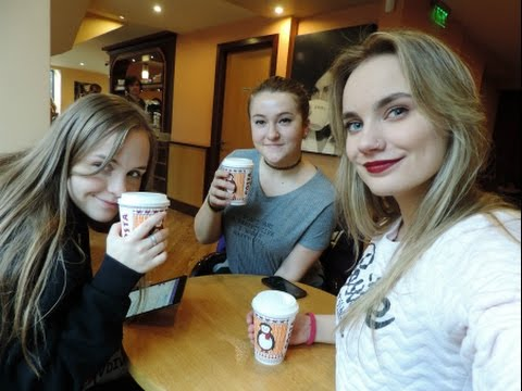THAT TIME IN PLOVDIV ☕✨| BULGARIA VLOG 2016