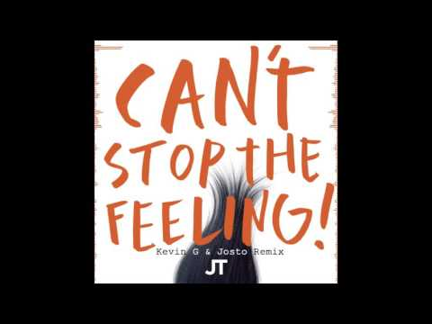 Justin Timberlake - Can't Stop The Feeling (Kevin G & Josto Remix)