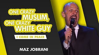 """One Crazy Muslim, One Crazy White Guy"" 