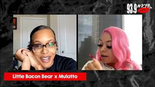 Mulatto Talks New Music & More With Little Bacon Bear