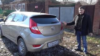 Hyundai Solaris обзор-отзыв реального владельца