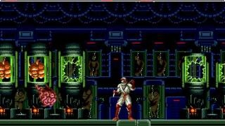 Shinobi III: Return of the Ninja Master Longplay (Mega Drive/Genesis) [60 FPS]
