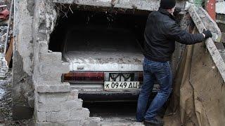 видео: За стеной: необычная находка Toyota Mark II 1984-го года выпуска Barn Find Low Milleage