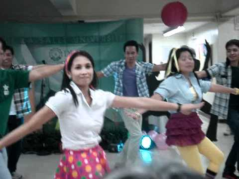 DLSU Library Dance Revolution Contest - DO/Systems/ASRC