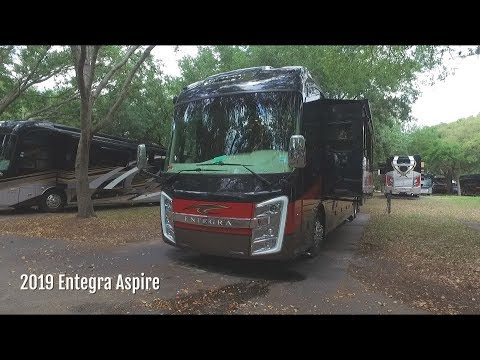 2019 Entegra Aspire 44W Video Summary From Lazydays