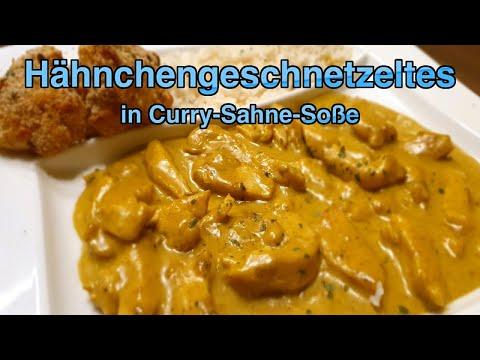 hähnchen-in-curry-sahne-soße