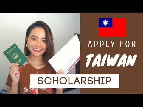 KINH NGHIỆM XIN HỌC BỔNG ĐÀI LOAN | How to apply for Taiwan Scholarship | Tram in Taiwan
