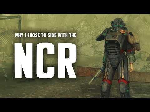 Why I Chose to Side with the NCR - Fallout New Vegas
