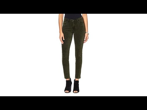 Lucky Brand Velvet Skinny Jean  Missy. http://bit.ly/2WDEyq3