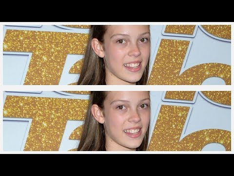 British schoolgirl Courtney Hadwin 'could make six figures' after America's Got Talent