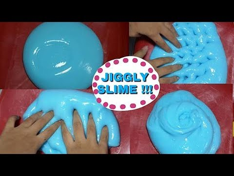 how to fix watery slime without glue