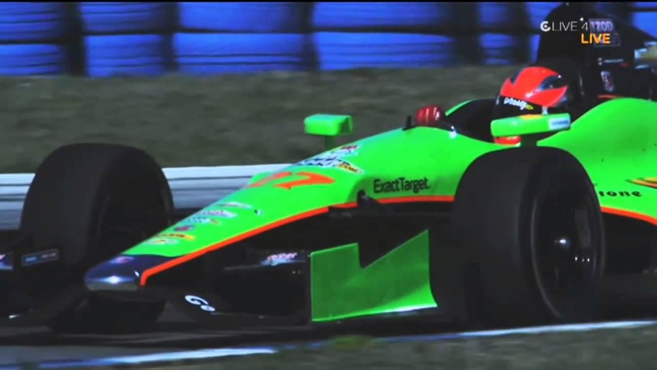 2013 IZOD Indycar Series Intro NBC Sports Network - YouTube