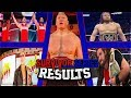 WWE SURVIVOR SERIES 2018 FULL SHOW RESULTS (WWE SURVIVOR SERIES 2018 RESULTS)