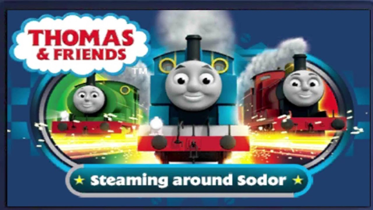 Thomas & Friends Steaming around Sodor - Full Game Gameplay ...
