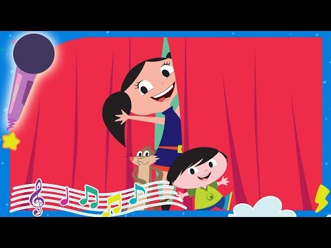 O Show da Luna! 1 hora de Clipes com Letra da 1ª Temporada | Cante com a Luna