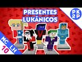 Presentes Lukânicos pelo Servidor  ► Minecraft Legião de Heróis #10