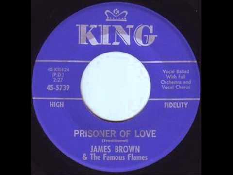 Download JAMES BROWN   Prisoner of Love   AUG '63