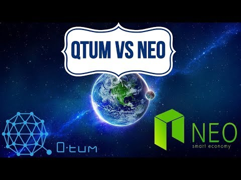 💁 QTUM vs. NEO | Should You Invest? | What Price? 💰