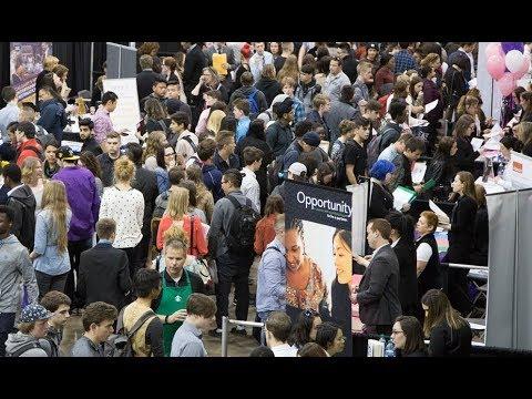 YEC's 20th Annual Youth Hiring Fair