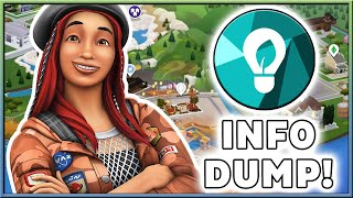 FIREFIGHTERS, WORLD MAP, INFLUENCE \u0026 MORE! (Sims 4 Eco Lifestyle Stream)