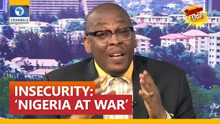 Security Researcher Narrates History Of Nigeria's Insecurity Challenges