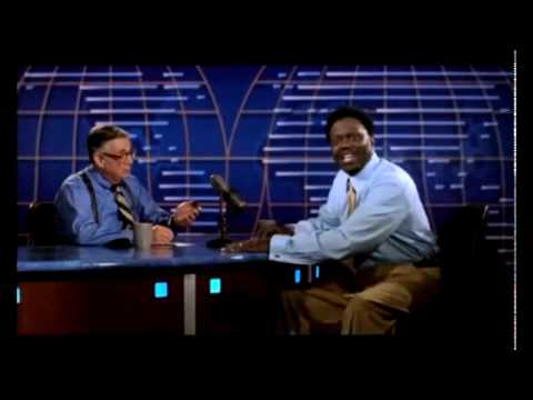 NATO vs Nato - Bernie Mac in 'Head of State'