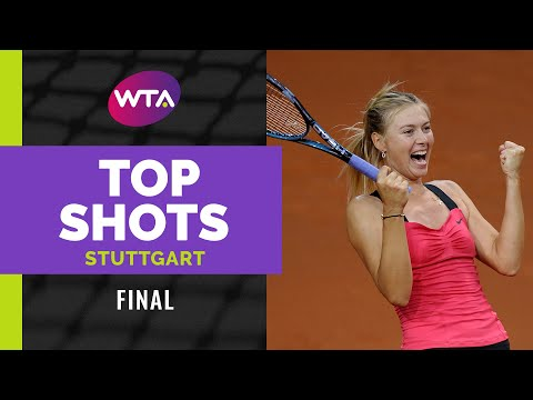 WTA's Strong Is Beautiful Celebrity Campaign - :30 A spot from YouTube · Duration:  31 seconds