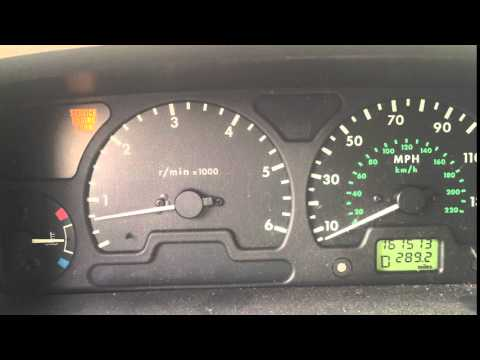 2000 Land Rover Discovery II - Rough Idle | RPM Drop !!! Help pleasee !!!