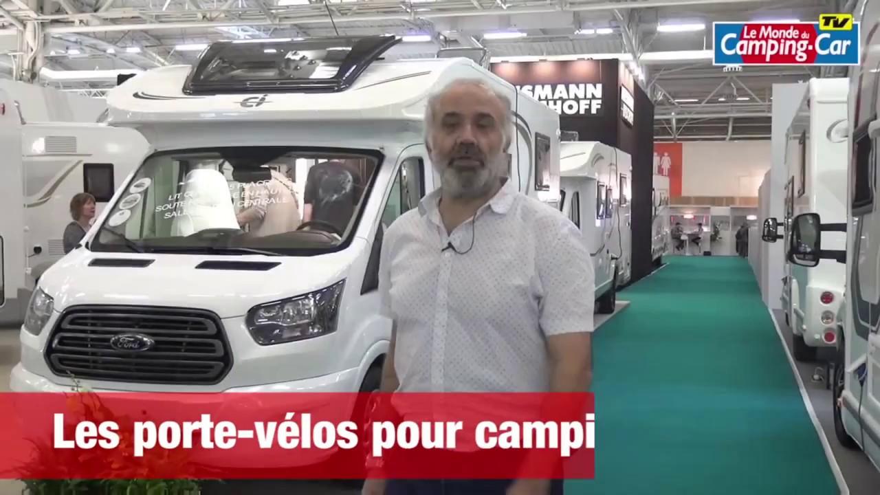 Les porte v los pour camping cars youtube - Porte velo electrique pour camping car ...