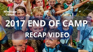WinShape Camp - Gaffney, SC - End Of Camp Video 2017