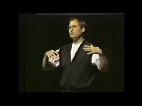 Steve Jobs  Us and Them 2016 Macworld boston Microsoft Deal 1997