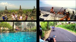 Living it loud - traveling through Asia