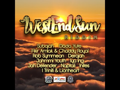 Brand New**2016 West End Sun Riddim By Jah Youths