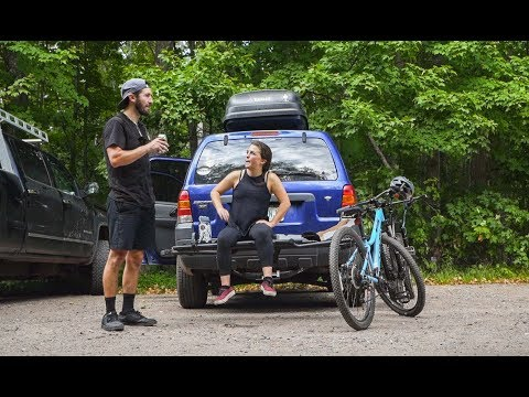 Mountain Biking Marquette, MI
