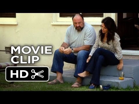 Enough Said Movie CLIP - Hit on you (2013) - James Gandolfini Movie HD