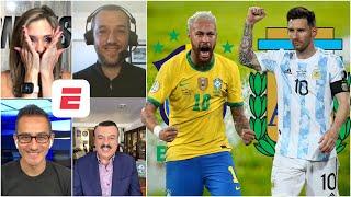 COPA AMÉRICA. Brasil vs Argentina | LA PREVIA: el Maracaná, con fanáticos para la final | Exclusivos
