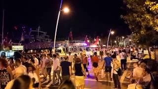 Night time in Marmaris  - Marmaris / Turkey