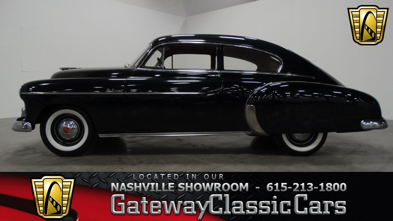 1949 Chevrolet Fleetline Deluxe- Gateway Classic Cars of Nashville #136
