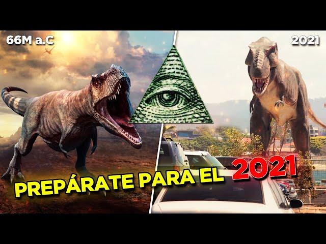 Se Vienen Los DINOSAURIOS En El 2021? Todo Lo Que TIENES QUE SABER