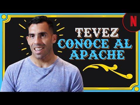 Carlos Tevez: Las historias detrás de Apache |  Escenas Post Créditos