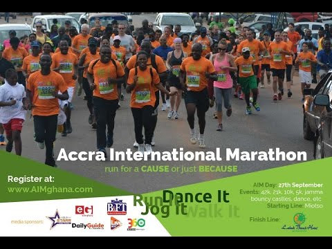 Accra International Maration 2015