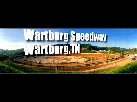 Sportsman Feature @ Wartburg Speedway (7-3-17)