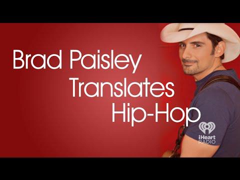 Brad Paisley Translates Hip-Hop Lyrics | Artist Challenge