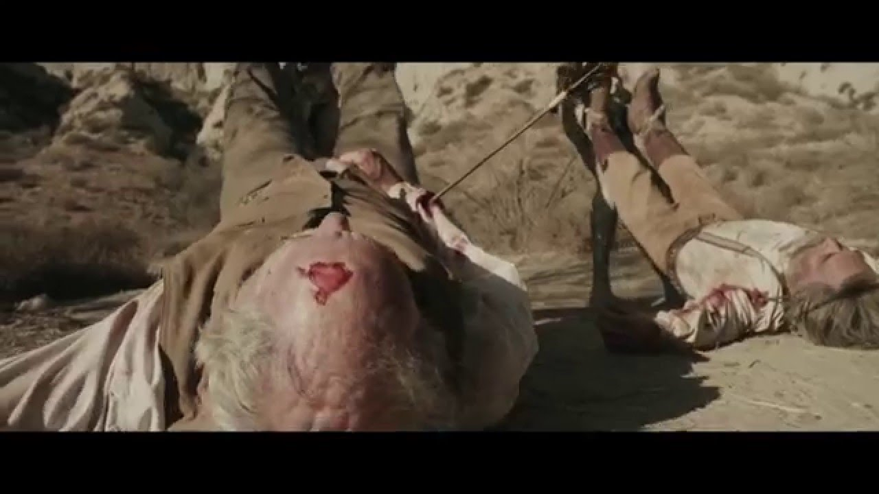 Bone Tomahawk Trailer Deutsch