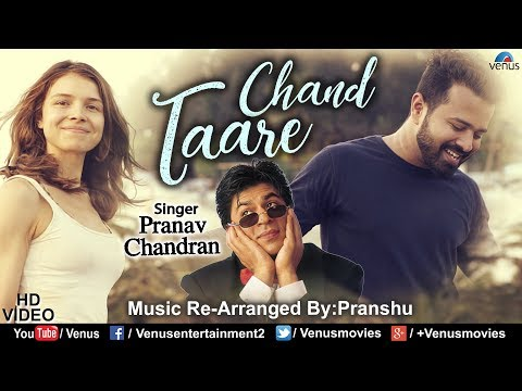 Chand Taare - Cover Song   Feat & Singer : Pranav Chandran   Yes Boss   Bollywood Recreated Songs