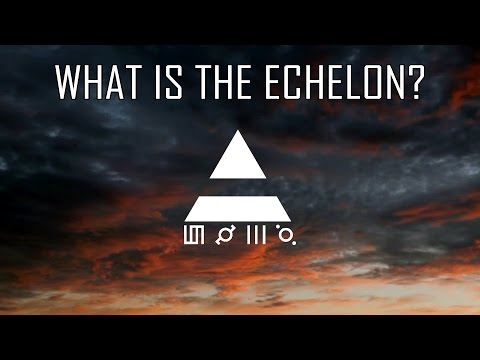 What is the Echelon? [30 Seconds To Mars]